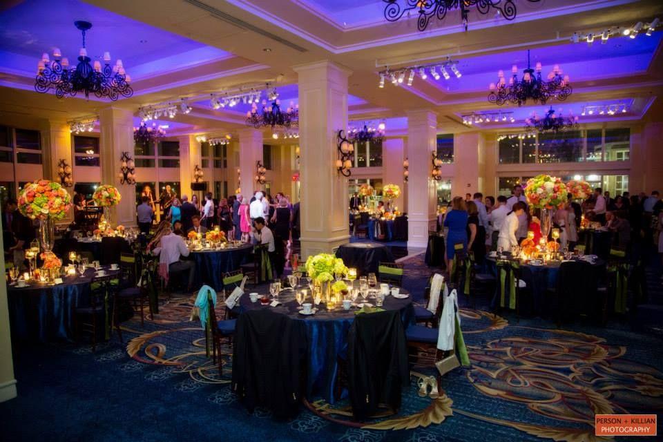 Boston Wedding Photography Event Harbor Hotel