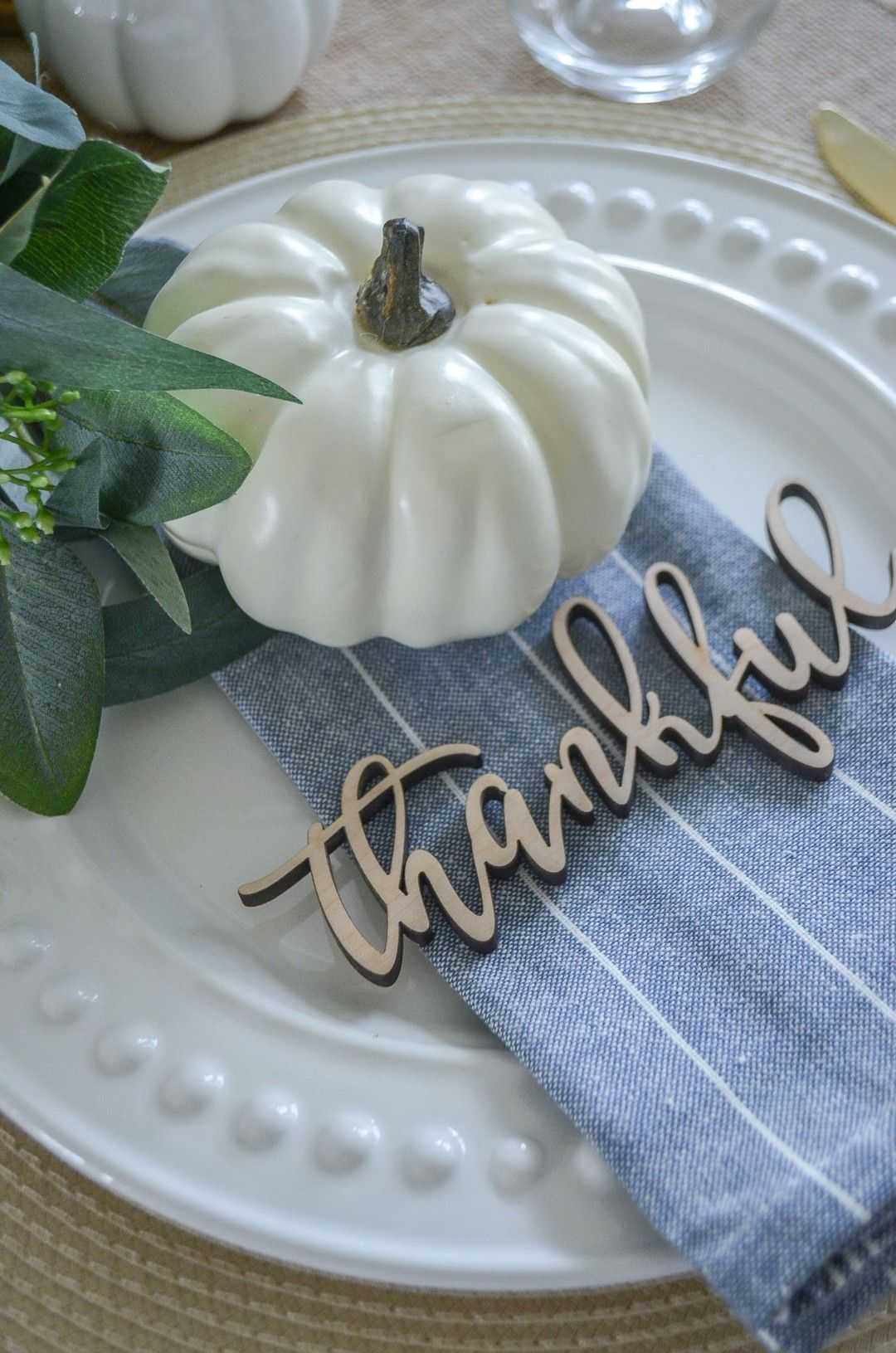 24 Best DIY Thanksgiving Decorations #thanksgivingdecorations