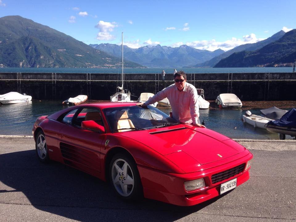 Ferrari Affari A Quattro Ruote Inghilterra Pinterest