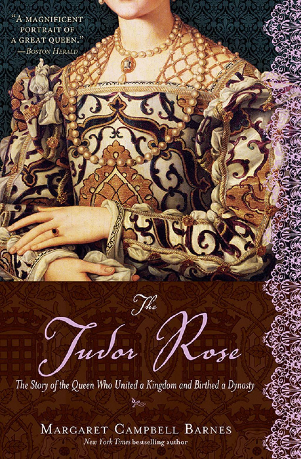 Photo of The Tudor Rose (eBook)