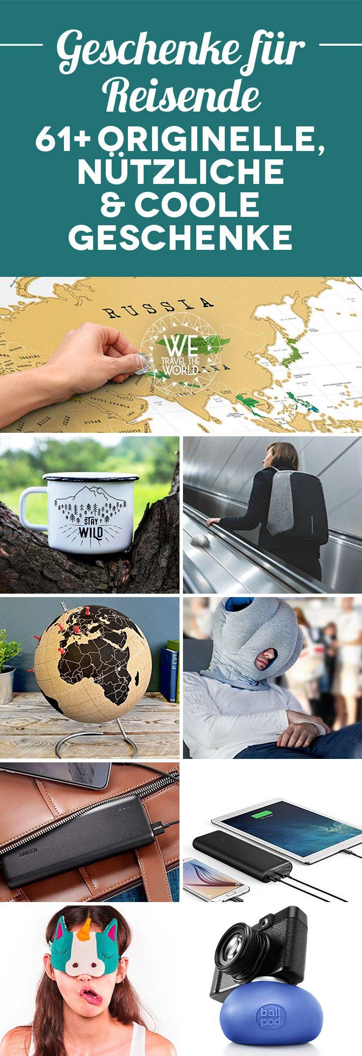 Ausgefallene geschenke reisen