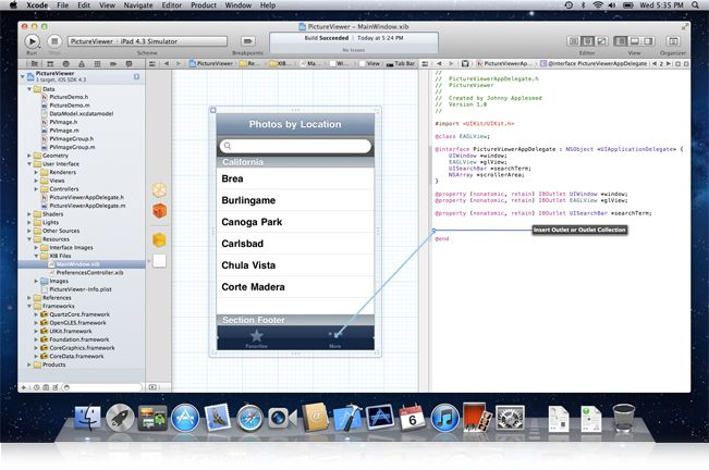 Xcode Interface Builder  Is it worth using? | Design Book ideas