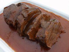 Photo of Burgundy roast recipe