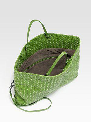 Bottega Veneta - Large Messenger Bag