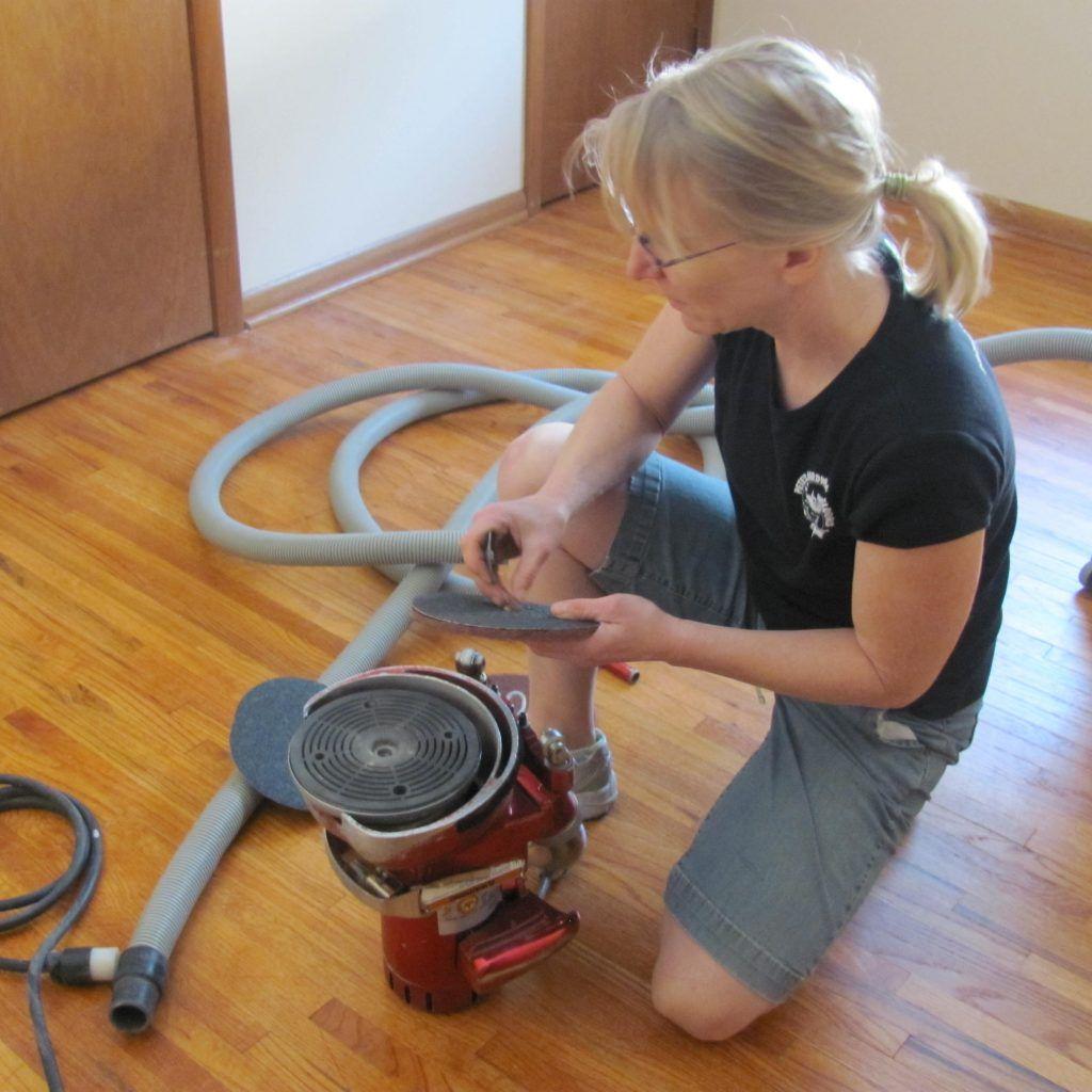 Hardwood Floor Sanding Equipment Refinishing Floors Diy Hardwood Floors Hardwood Floor Sander