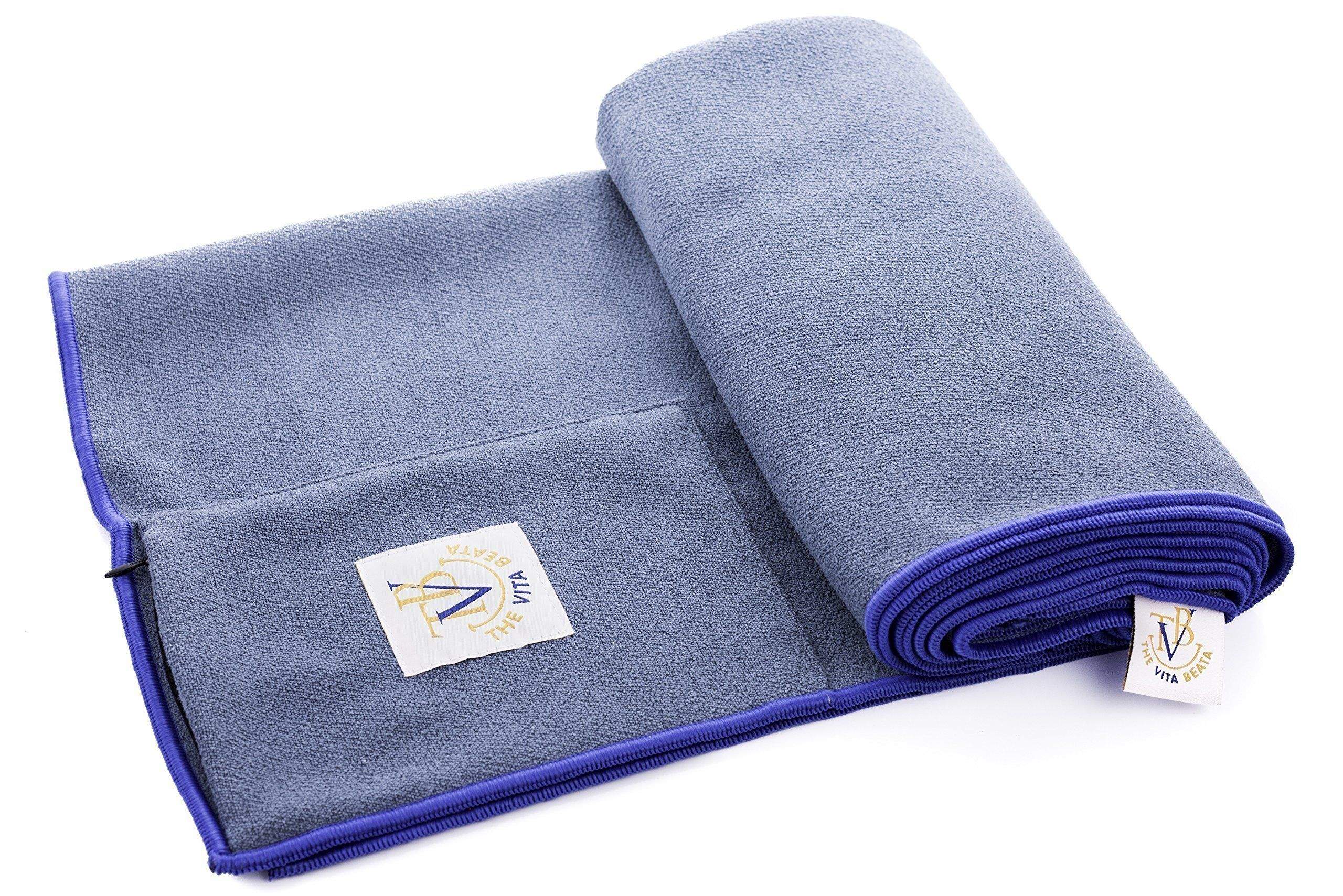 green put of trim stay mats ca yoga picture mat with purple towel gaiam towels