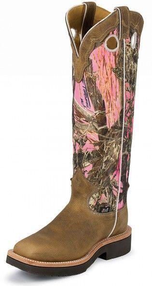 Camo Boots!