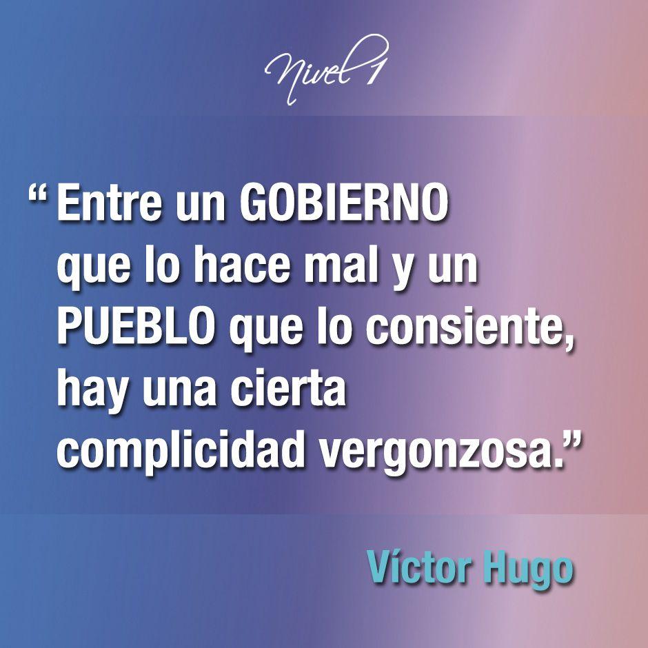 Entre Un Gobierno Que Lo Hace Mal Y Un Pueblo Que Lo Consiente  # Walter Hugo Muebles