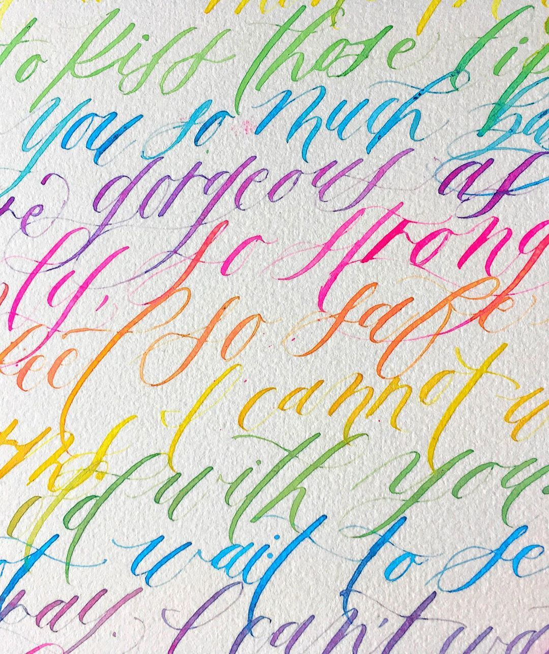 68 likes 9 comments baltimore calligrapher darra