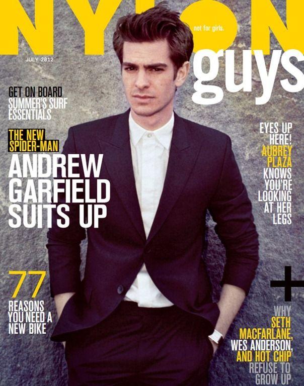 Fashion magazine for guys