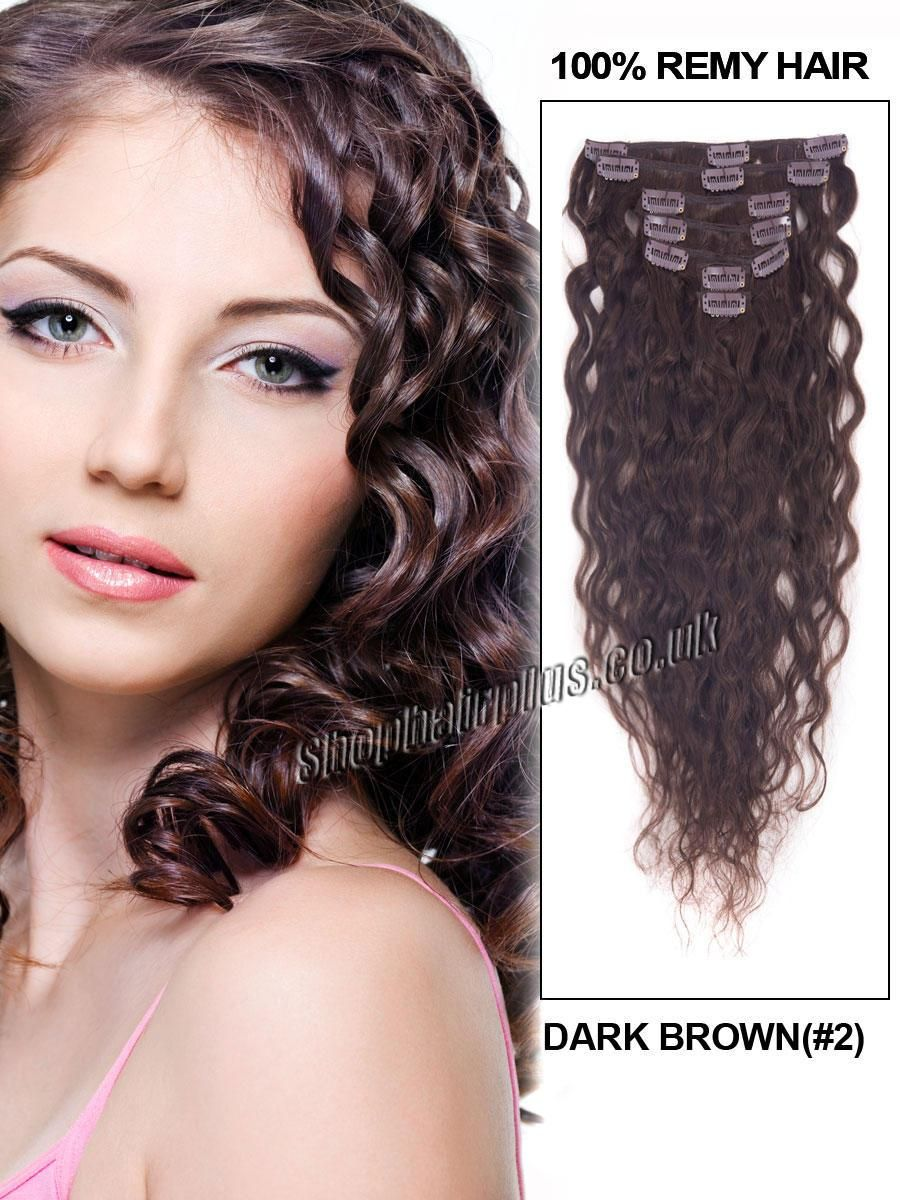 Clip In Remy Hair Extensions Clip In Hair Extensions Uk
