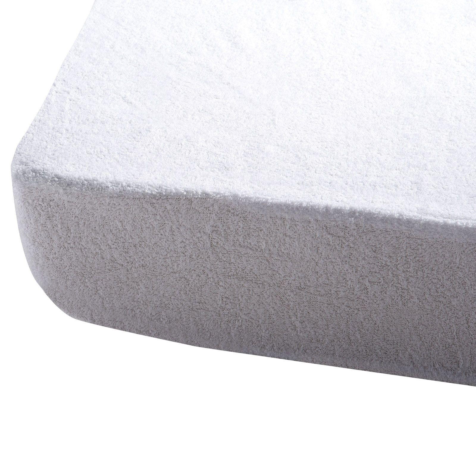 prot ge matelas al se en tissu ponge 55 x 85 cm naf naf al se de berceau berceau. Black Bedroom Furniture Sets. Home Design Ideas