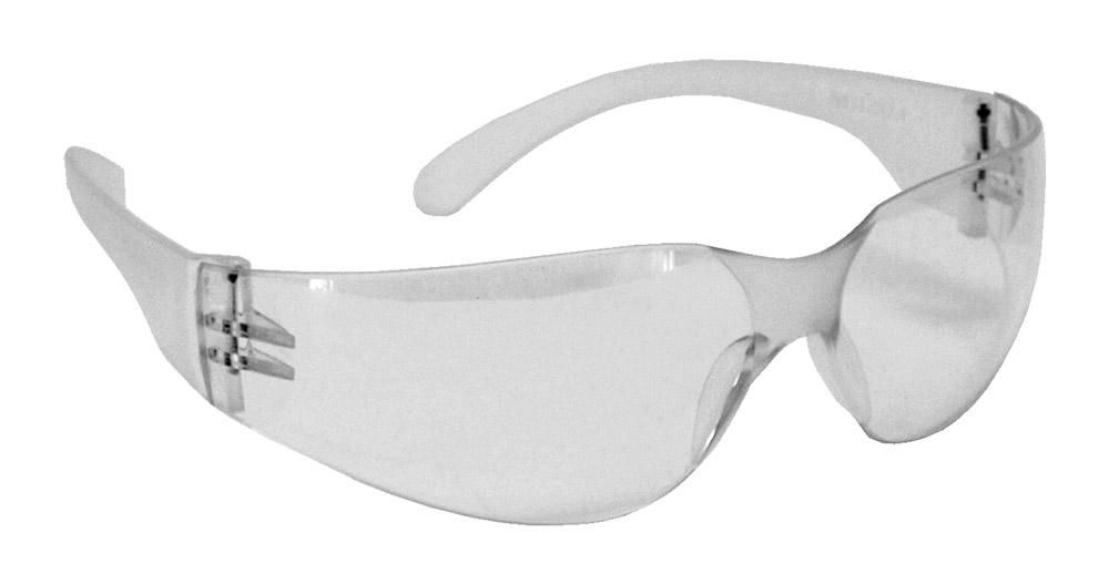 Clear protective eyewear multipurpose safety glasses anti