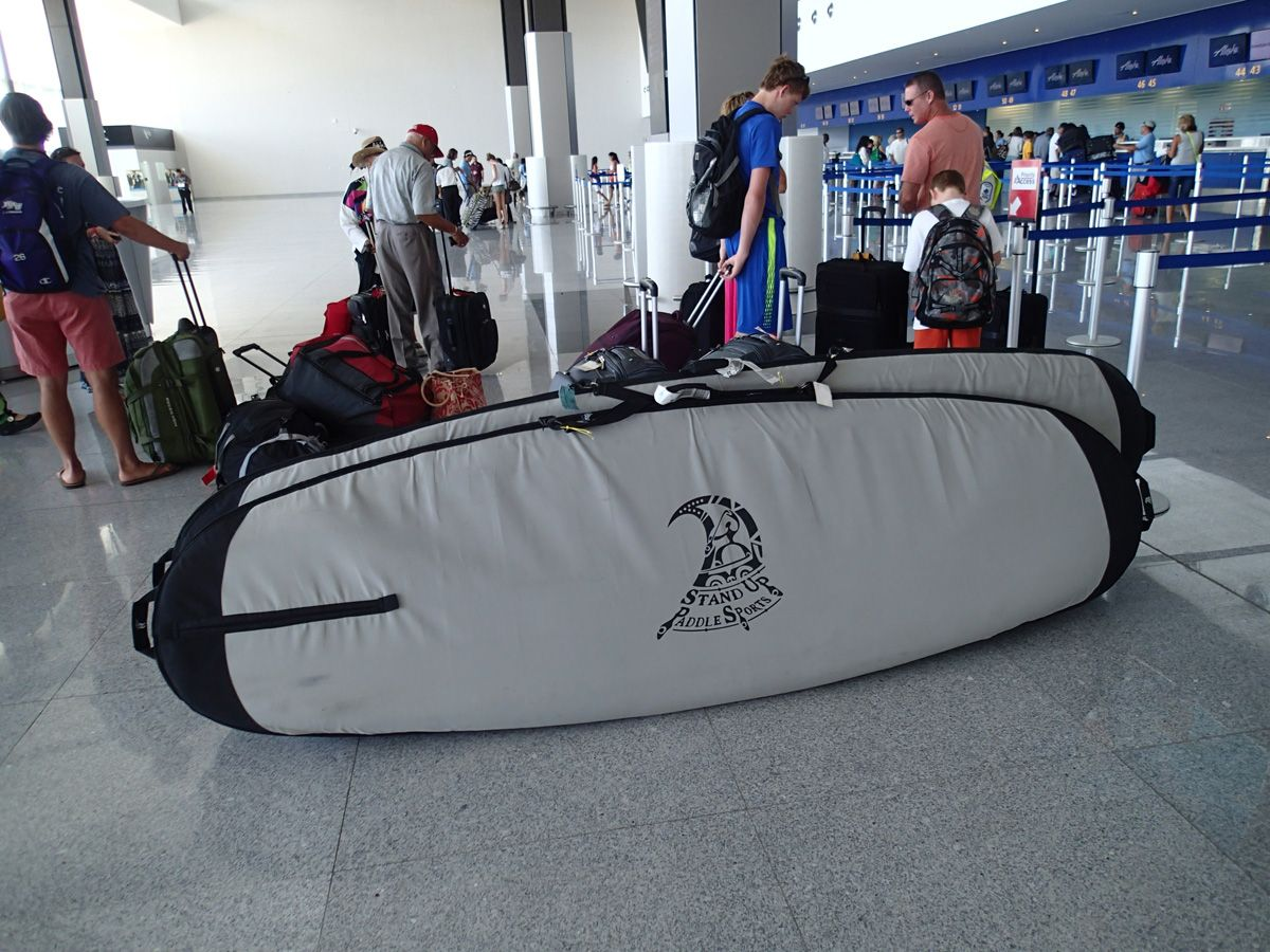 Sup Travel Board Bags