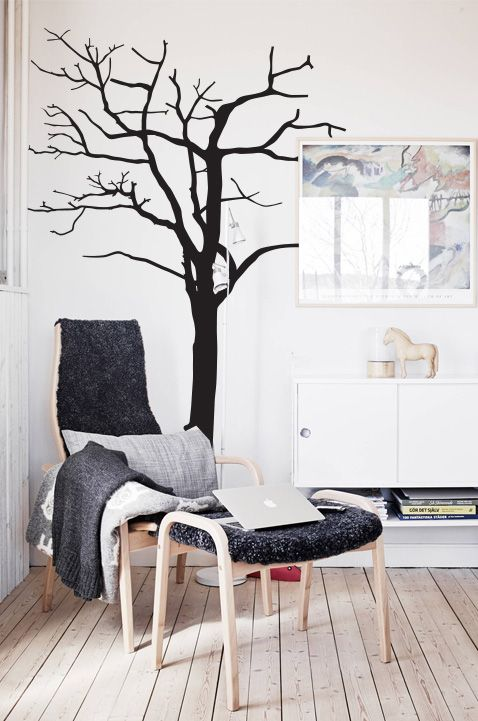 bosveld tree | stickaroos wall decal range | pinterest | wall