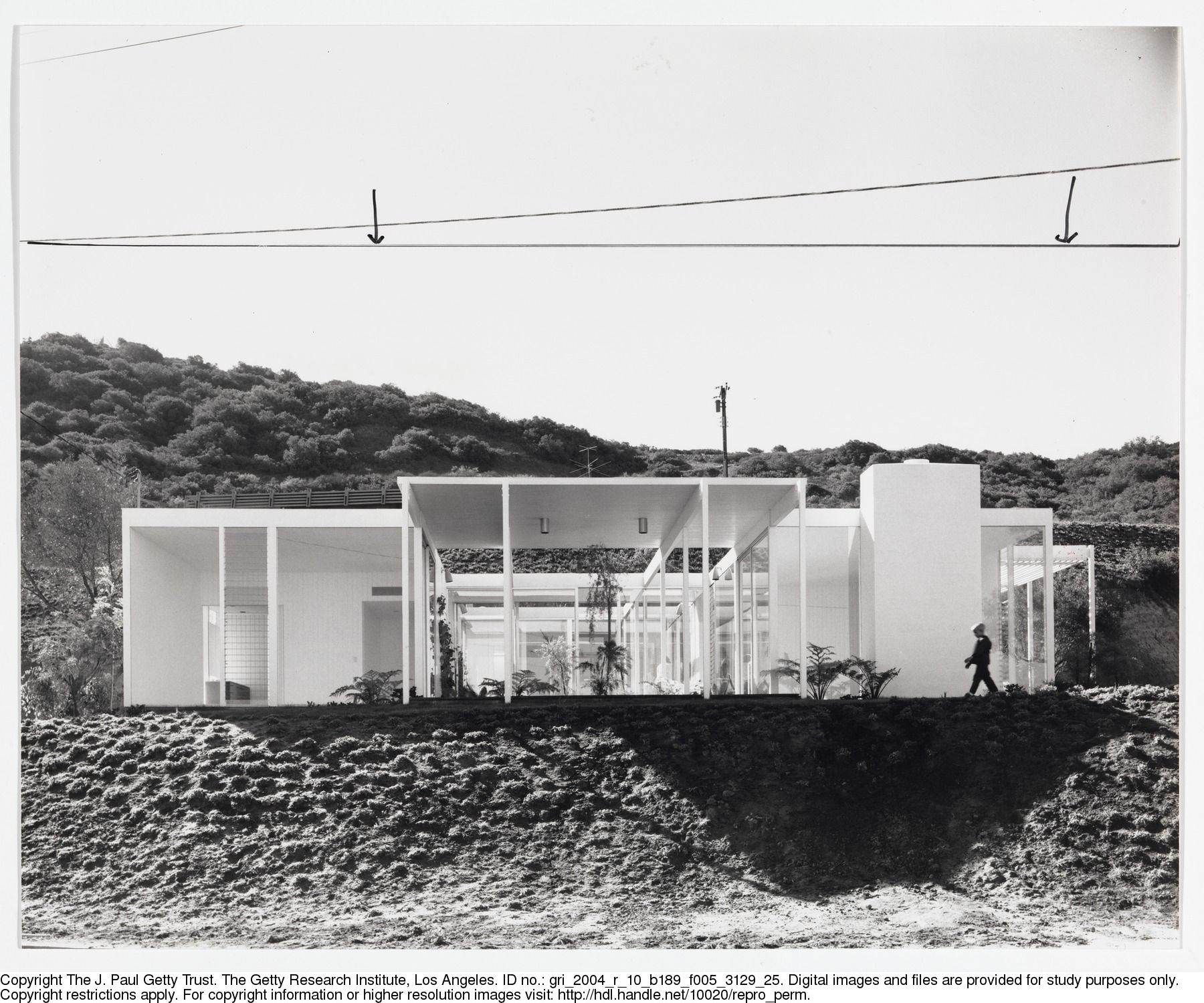 Edward Killingsworth, Case Study House 23, San Diego