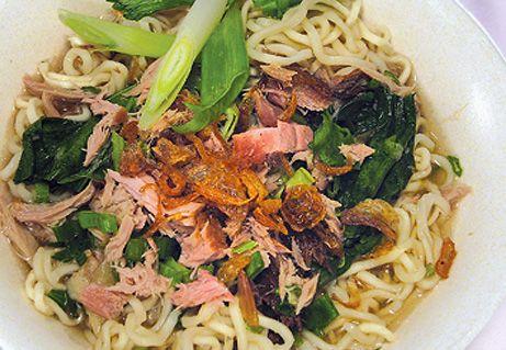 Resep Mie Cakalang Manado Lezat Com Delice Asie