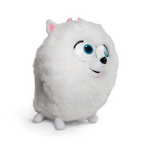 The Secret Life Of Pets Gidget 12 Talking Plush Buddy Spin
