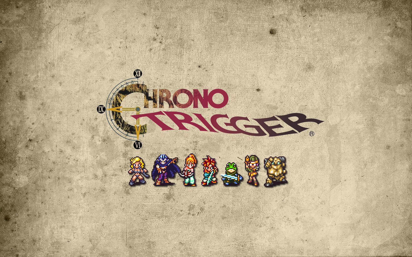 Chrono Trigger Wallpaper Chrono Trigger Chrono Let It Be