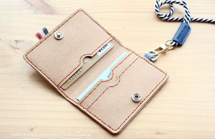 Diy Credit Card Holder Wallet Gift Card Wallet Gift Card Holder Diy Wallet Card Holder