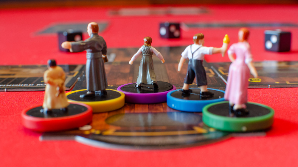 Betrayal Legacy Is LongForm Board Gaming At Its Best