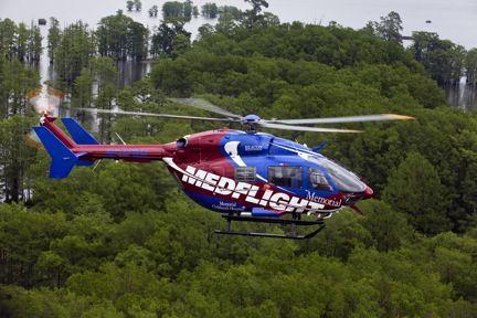 Memorial Unveils New MedFlight Helicopter // Memorial ...