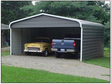 Regular Carports Leonard Buildings Truck Accessories Steel Carports Double Carport Metal Carports
