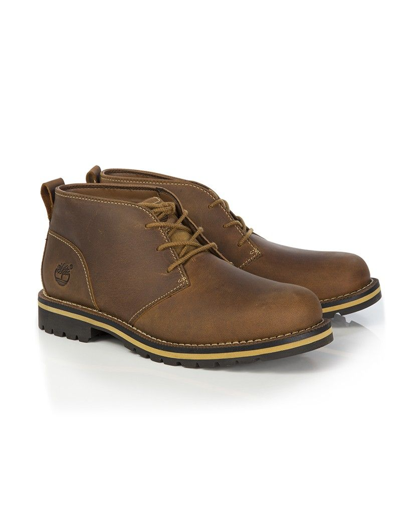 Timberland Men s Grantly Chukka Boots - NWP Brown  805a705f3526