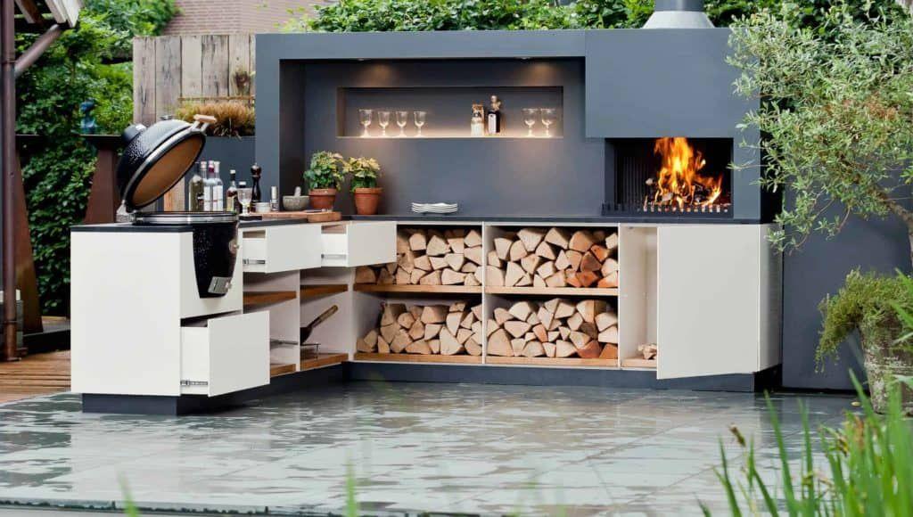 36 Beautiful Backyard Kitchen Ideas Stunning Backyard Kitchen Designs 2021 Modular Outdoor Kitchens Outdoor Kitchen Design Diy Outdoor Kitchen