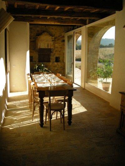 Agriturismo Castiglione d'Orcia Windows, Val