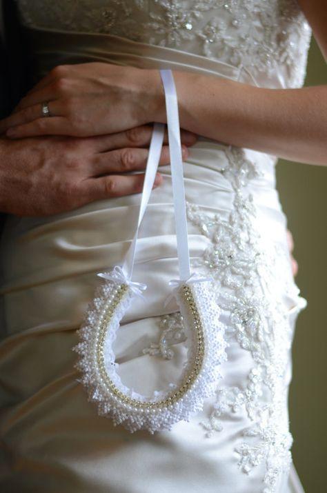 Wedding Gift Keepsake Lucky Horseshoe By MatildaRosa On Etsy