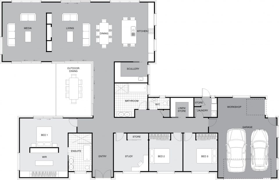 Matangi Signature Homes My House Plans New House Plans House Plans