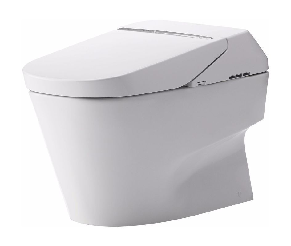Toto Ms992cumfg Smart Toilet Laundry Room Bathroom Toilet