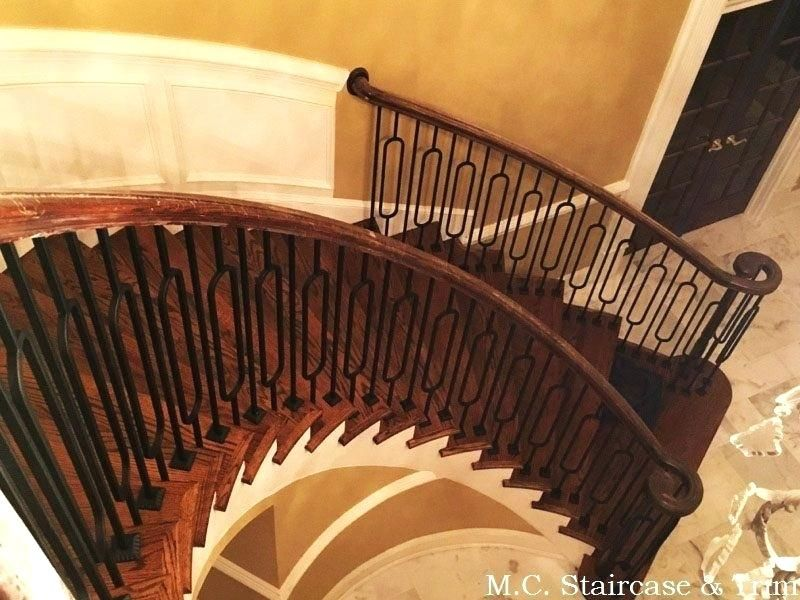 Best Image Result For How To Update Stair Railing With Black 400 x 300