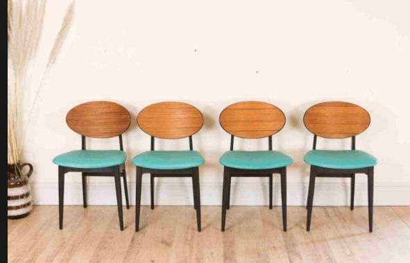50s/60s Dining Chairs