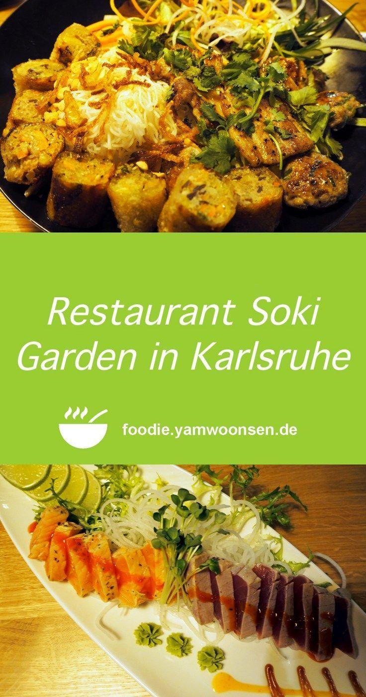 Japanisches Restaurant Karlsruhe