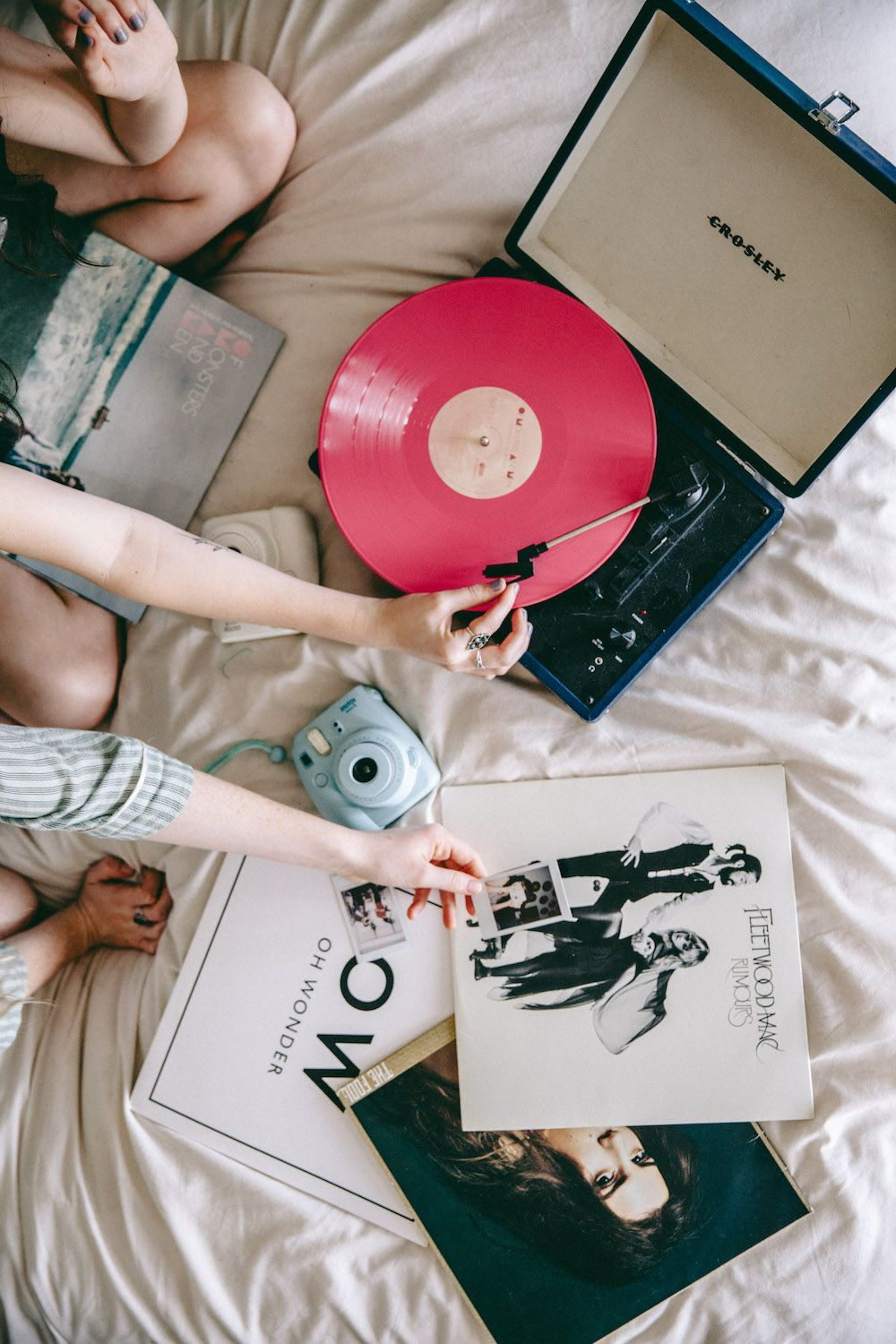 Urban outfitters blog uo guide the perfect night in for House music vinyl