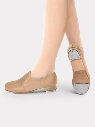 NEW Merlet #M400 Convertible Ballet Jazz Tap Dance Skate Tights Adult Sizes Tan