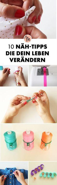 Photo of 10 Näh-Tipps, die dein Leben verändern via Makerist.de