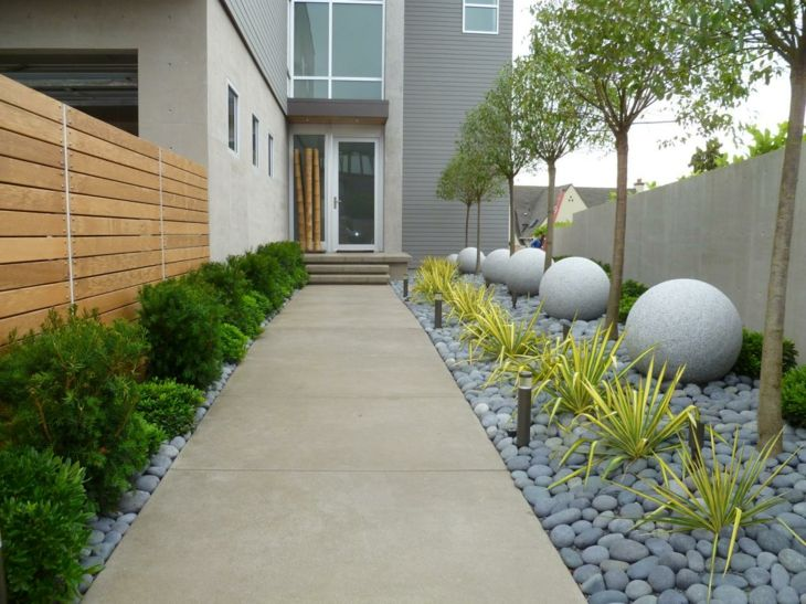 piedras para jardin color - Piedras Jardin