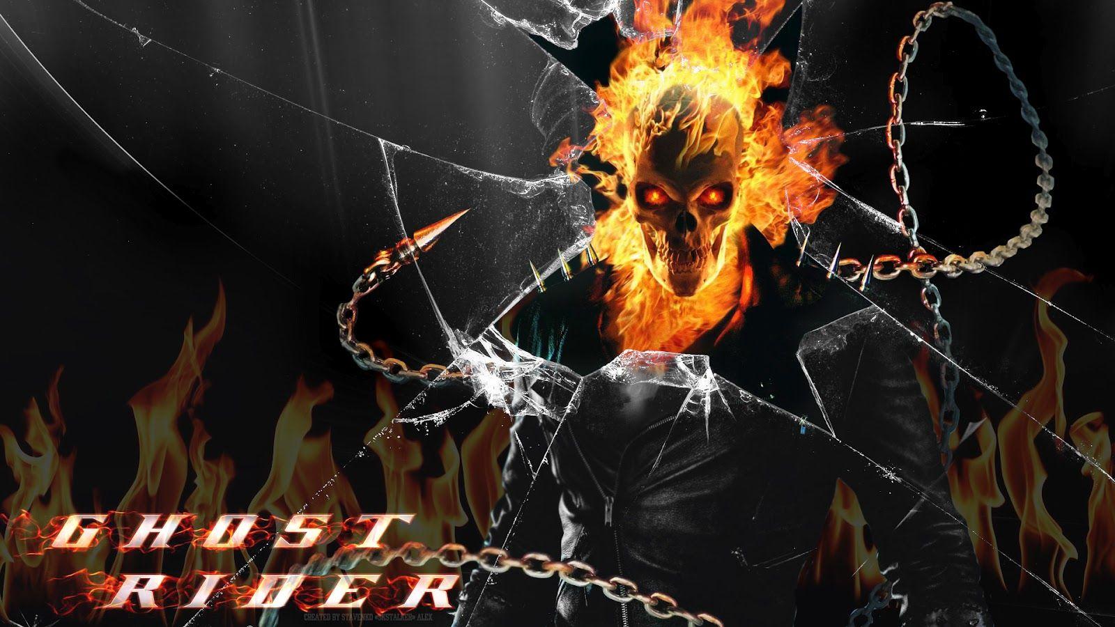 ghost rider wallpaper !!! | ghost rider | pinterest | wallpaper