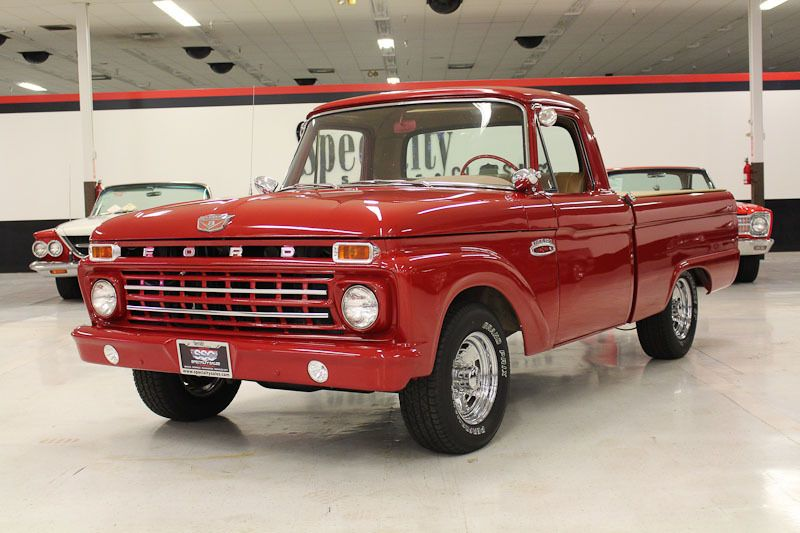 Specialty Sales Classics Classic Trucks Classic Trucks For Sale 1965 Ford F100
