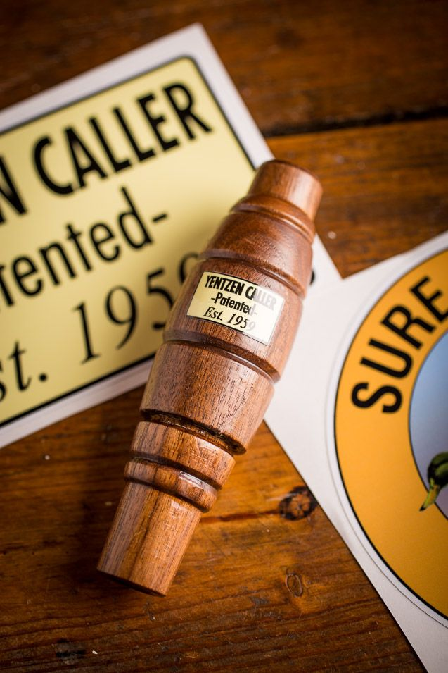 Yentzen Classic Duck Call Sure Shot Game Calls Bourbon Boots Duck Calls Game Calls Classic