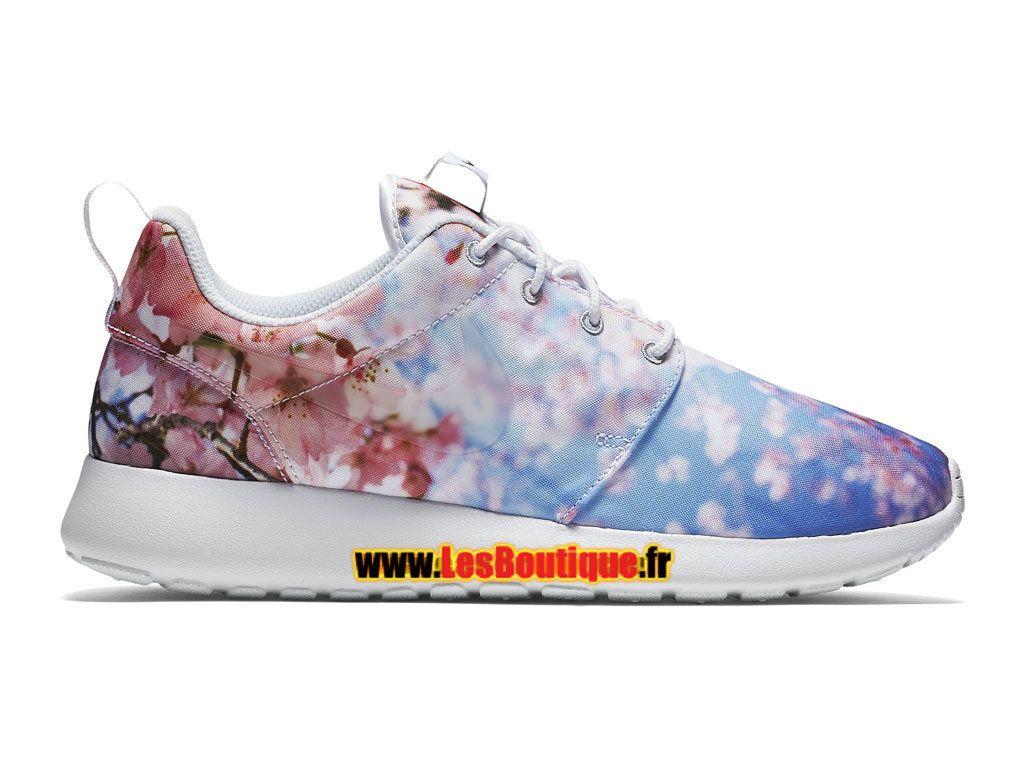 nouveau produit 544fb 4eaae Nike Roshe One Cherry Blossom GS - Chaussure de Sports Nike ...