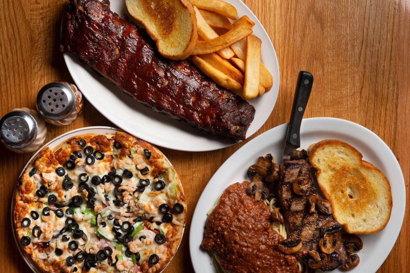 Coliseum Pizza And Steak Still Serves Some Of Best Steak In Town Avenue Edmonton Best Steak Steak Restaurant Recipes