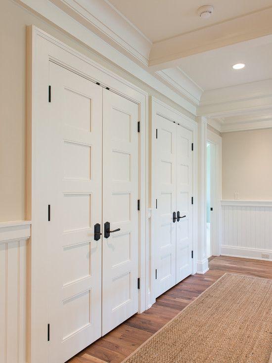 Traditional Closet Design Pictures Remodel Decor And Ideas Page 25 Doors Bedroom Craftsman Door