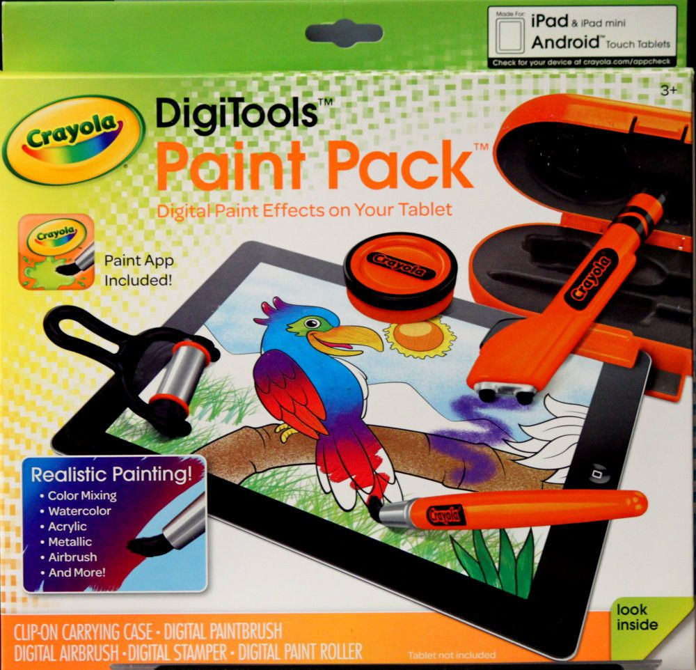 Crayola Digital Light Designer This Is What I Was Telling You About