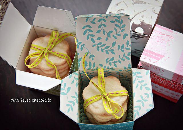 gift boxes printable