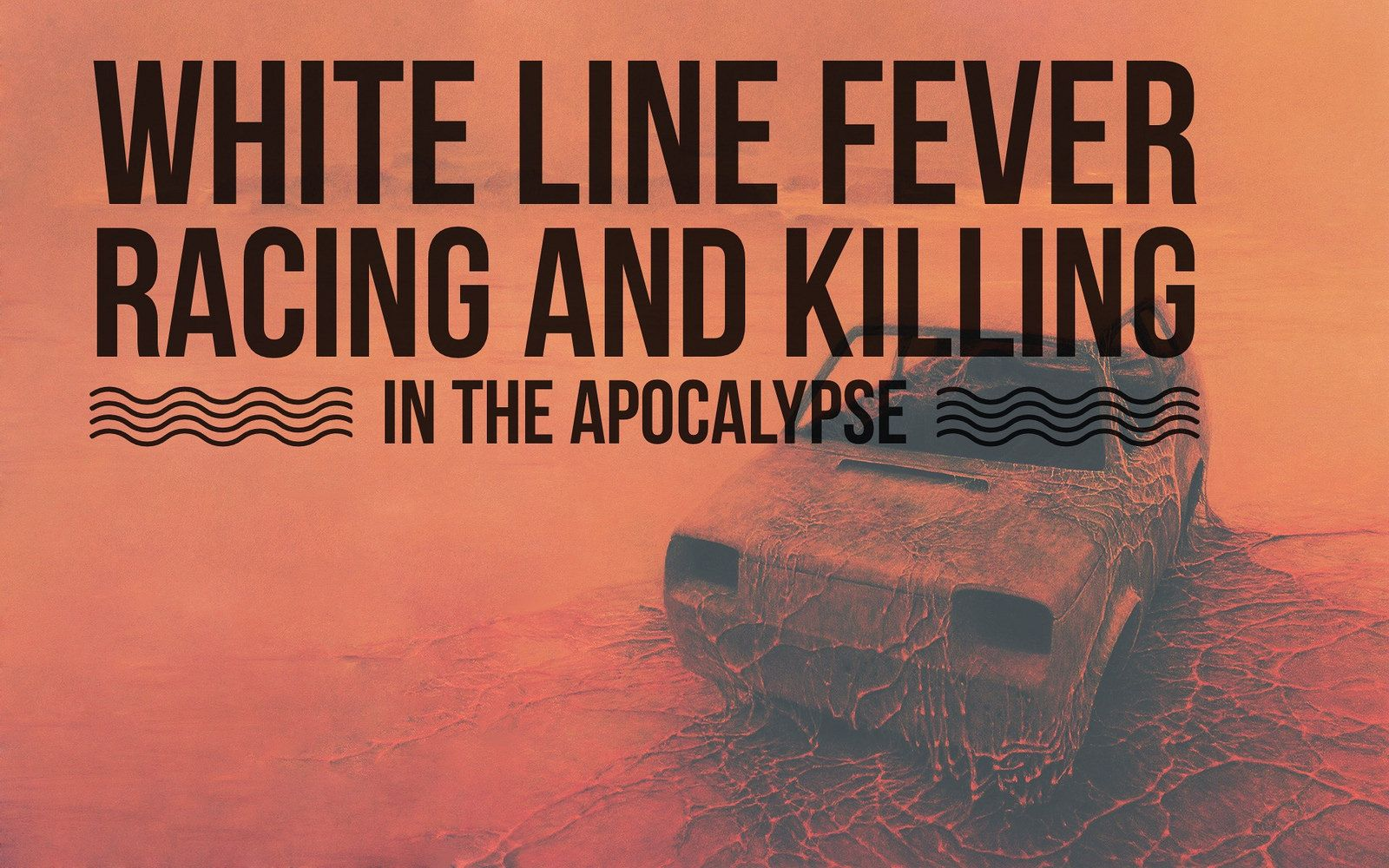 The Brooklyn Wargaming club recently ran a game of Road Warrior/White Line Fever and it appears as if they had a ripsnorting success.