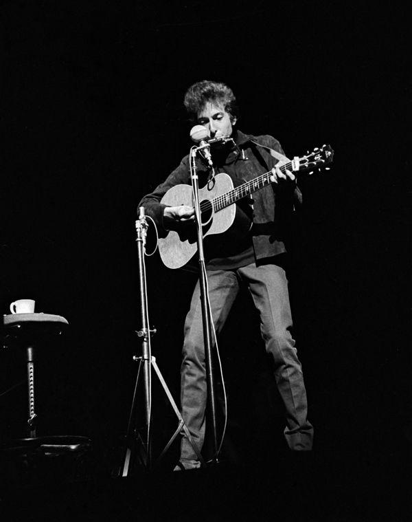 Bob Dylan © Daniel Kramer